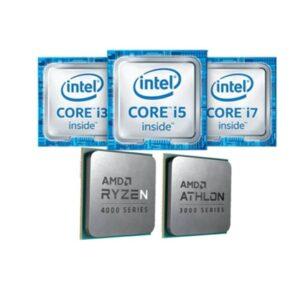 Procesadores INTEL & AMD