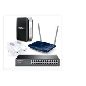 Redes Switch, Router Access Point