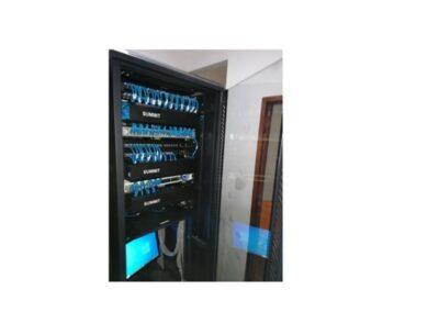 Instalación de Data Center, Puntos de Data, Video Vigilancia & Sistema Contra Incendio Cliente – INVERSIONES SOR S.A.C